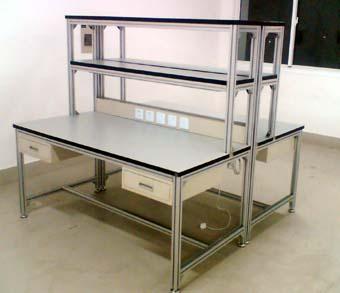铝型材工作台2