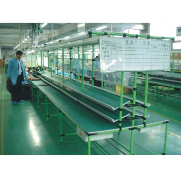 精益管生产线