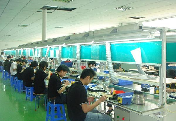 铝合金生产线